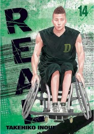 """Takehiko Inoue retoma """"REAL""""."""