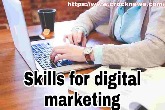 11 skills for digital marketing