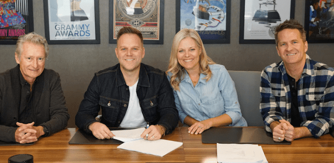 Matthew West, The Multi-award Winning Singer, Songwriter, Author, And Storyteller Signs With Provident Label Group/Sony Music