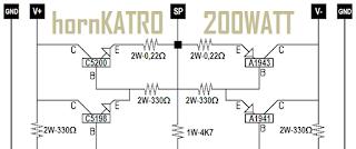 hornKATRO Amplifier khusus Horn Speaker