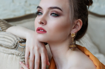 Tips Foto Model dengan Konsep Fotografi Secara Profesional keren cantik cewek igo make up artist
