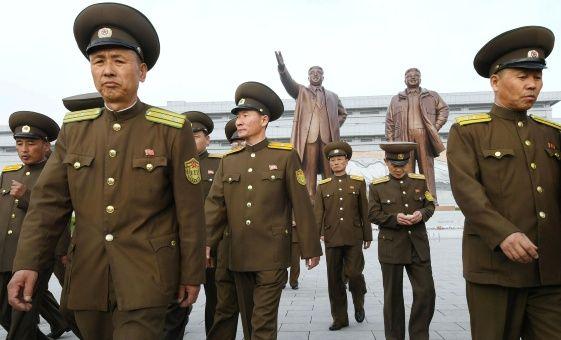 """Corea del Norte detiene a estadounidense por """"actos hostiles"""""""