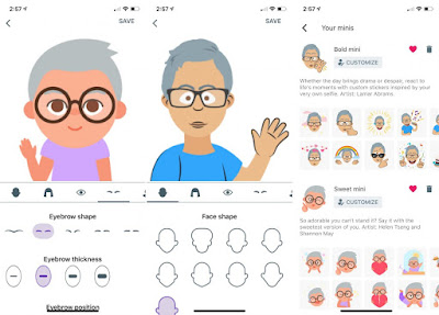 Tech Google finally adds 'Minis' selfie stickers to the Gboard app for Android