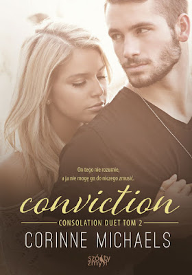 ''Conviction. Consolation Duet Tom 2''  Corinne Michaels