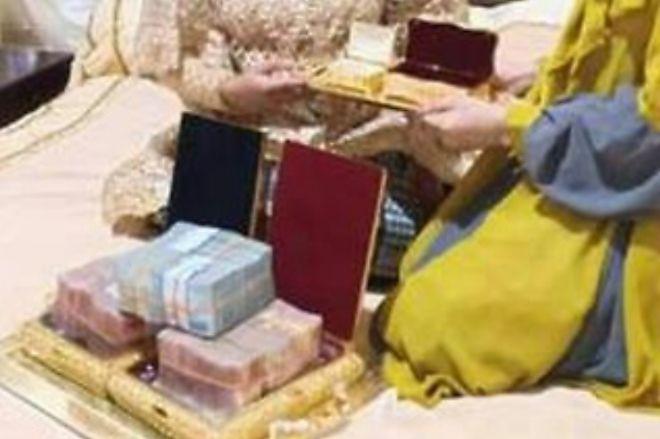 Wow! Calon Mempelai Wanita di Bone dapat Mahar 250 Juta, 1 Rumah, dan 1 Stel Emas