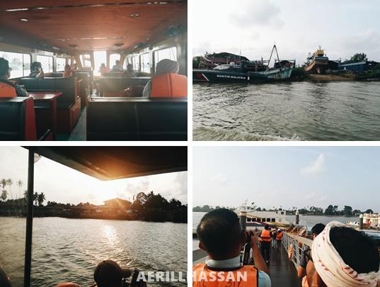 Taman Tamadun Islam River Cruise