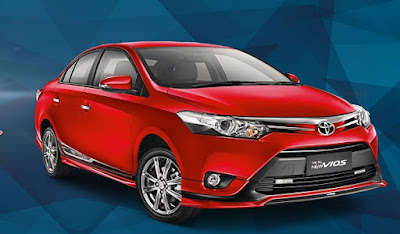 Toyota All New Vios Surabaya