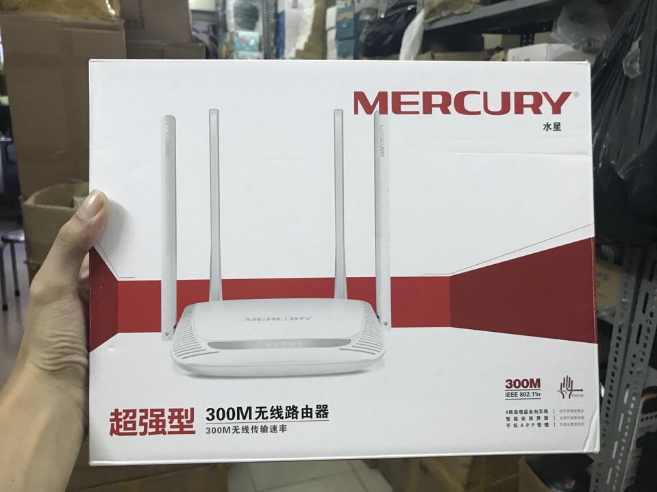 Bộ phát Wifi Mercury MW325R 4 Anten giá sỉ và lẻ rẻ nhất 0209