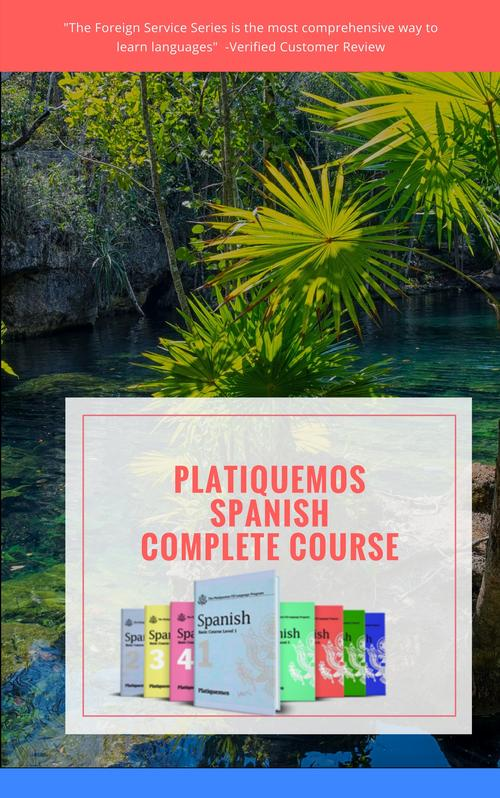 Platiquemos Spanish Complete Course