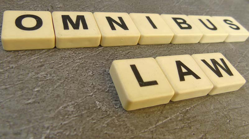 RUU Omnibus Law juga Ditolak di Daerah