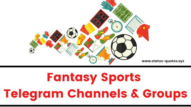 Telegram Channels For Fantasy Sports & Prediction