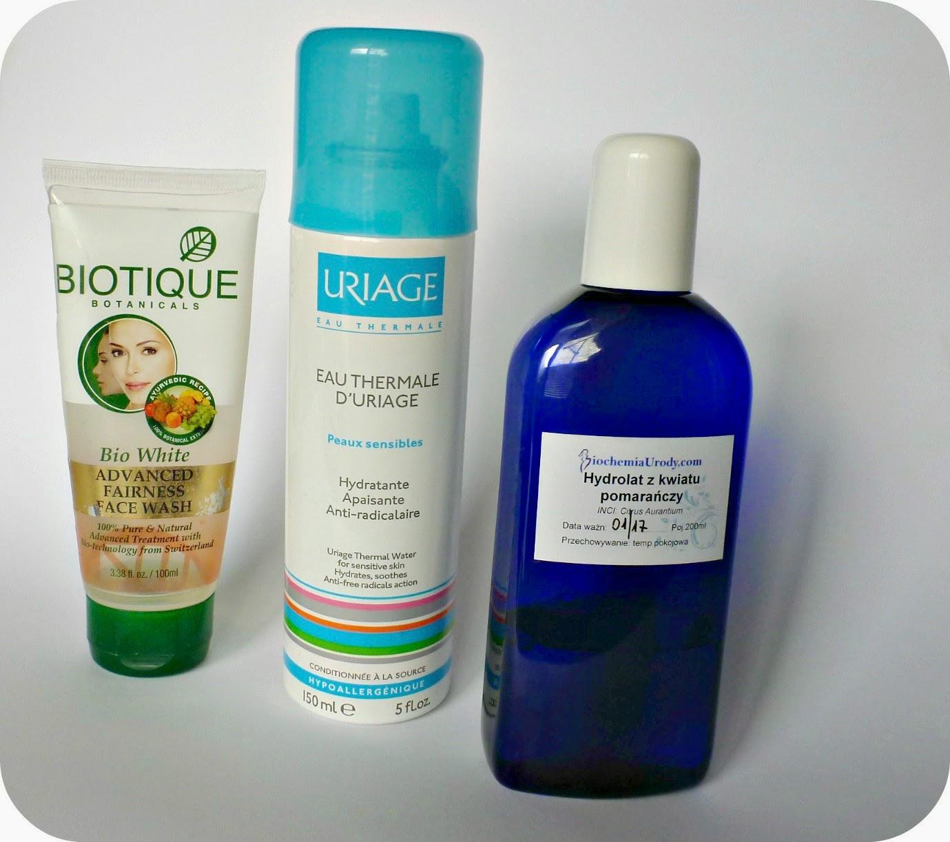 Pielęgnacja cery tłustej latem - co zmieniłam, jakich kosmetyków używam