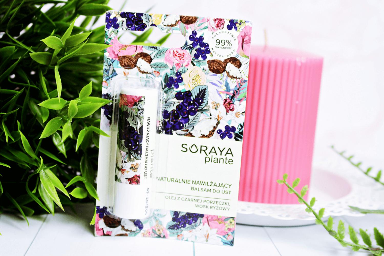 Soraya, Plante, Balsam do ust naturalnie nawilżający