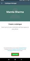 whatsapp business catalog limit