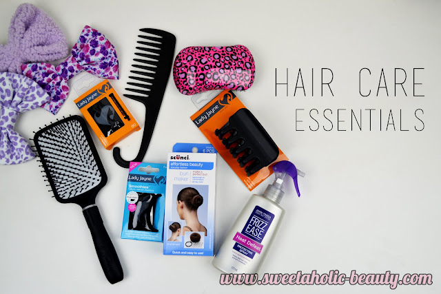 Hair Care Essentials - Sweetaholic Beauty