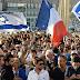 En Francia, la luz sionista disipa la oscuridad antisemita