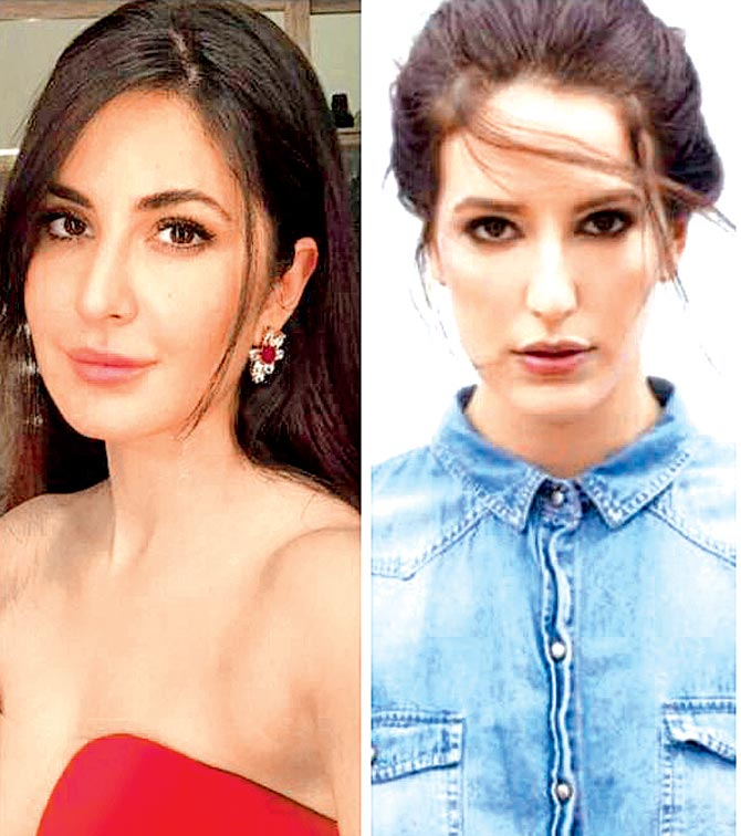 Katrina Kaif shares a beautiful photo of her sister Isabelle