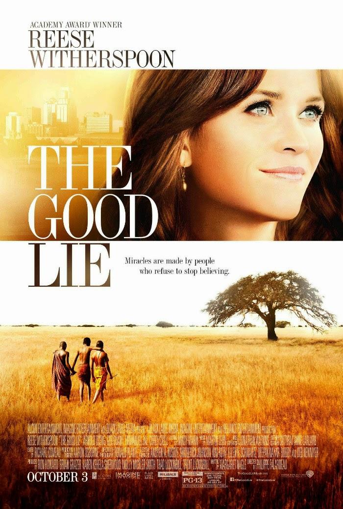 The Good Lie หลอกโลกให้รู้จักรัก [HD][พากย์ไทย]