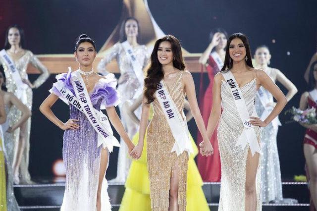 Cư dân mạng nói gì sau chiến thắng của Tân Hoa hậu hoàn vũ Việt Nam 2019 Nguyễn Trần Khánh Vân?