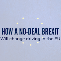 How A 'No-deal' Brexit Will Change Driving in the EU