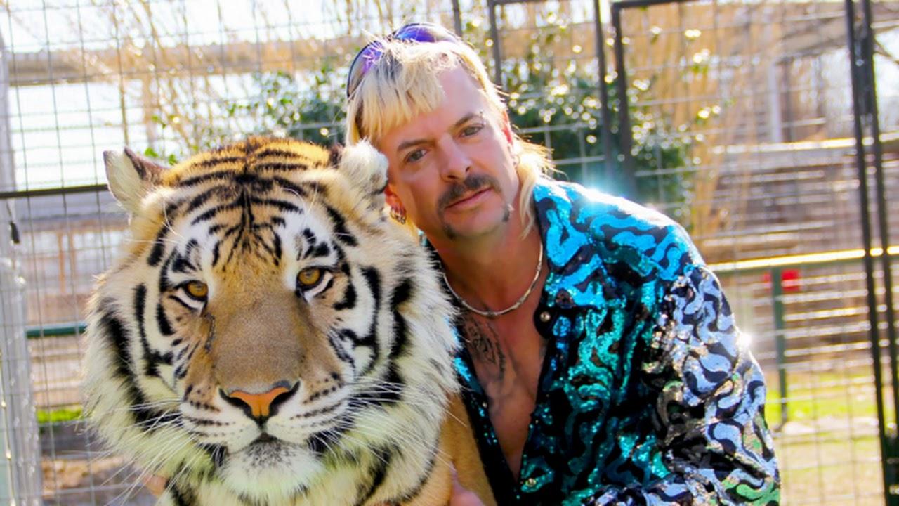 Tiger King: Confira ao trailer do novo documentário da Netflix
