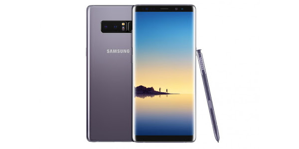 Get the Samsung Galaxy Note 8 (refurbished) for $375 on eBay