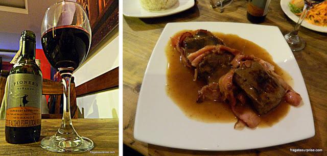 Restaurante El Santo, Casa Quintero, Villa de Leyva, Colômbia