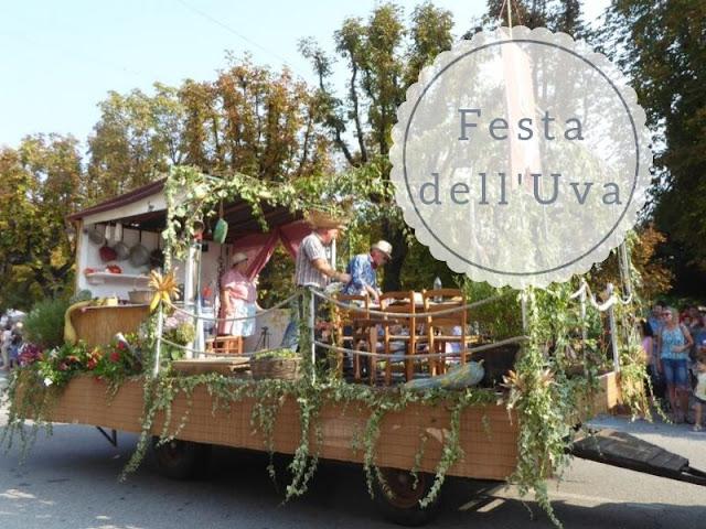 Degustazioni vini e Festa dell'Uva con sfilata carri