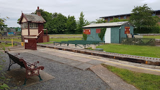 Miniature Railway at Barrow Park in Barrow-in-Furness