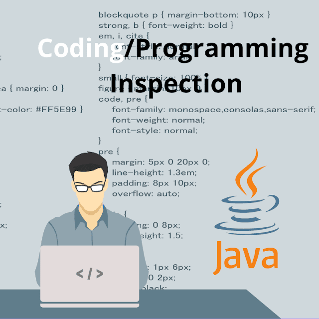 what are code inspections/inspection codes - csmates.com