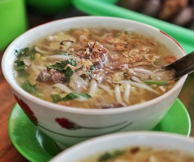 kuliner Boyolali - Soto Mbok Giyem