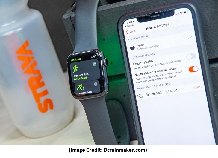 Free Strava Running and Cycling App