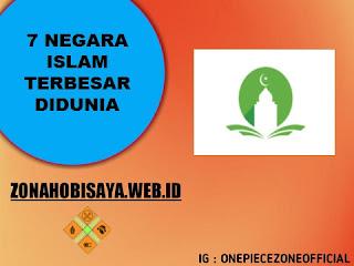 Negara Islam Terbesar Di Dunia