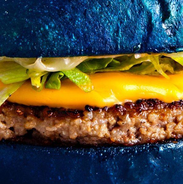colette farewell blue burgers