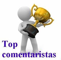 Gadget top comentarista blogger