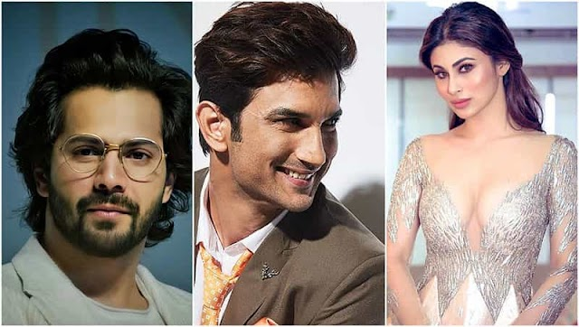 Sushant Case: Varun Dhawan and Mouni Roy support CBI for SSR Campaign