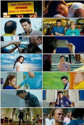 Yevadu (2014) 720p Hindi Dubbed Dual Audio Bluray 480p || 7starhd