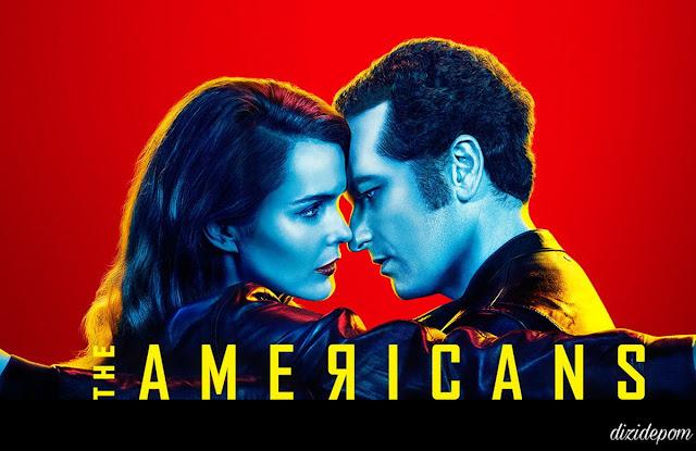 The Americans Dizisi İndir-İzle