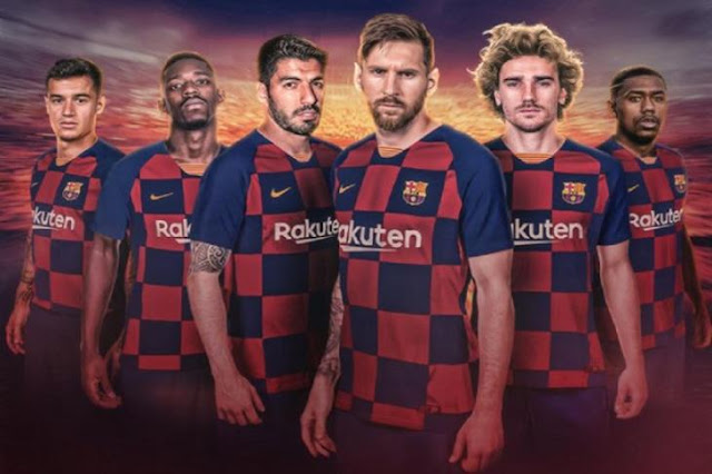 التشكيل الرسمى لمباراة برشلونة ضد إيبار فى الدوري الإسباني