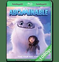 UN AMIGO ABOMINABLE (2019) WEB-DL 1080P HD MKV ESPAÑOL LATINO