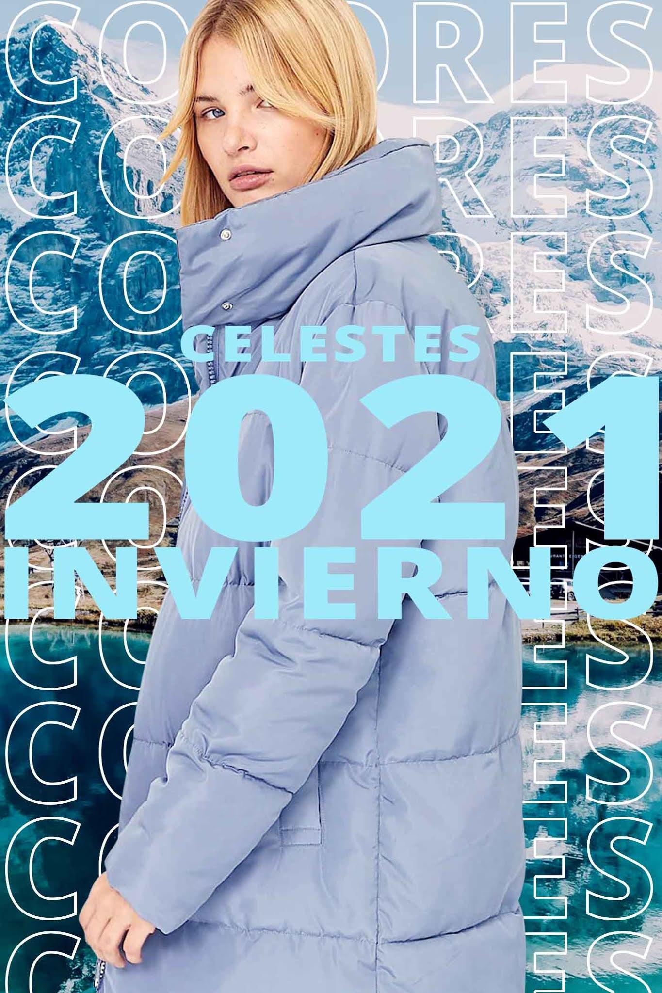 Colores de moda otoño invierno 2021 │ Celestes grisaceos
