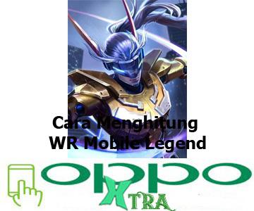 Cara Menghitung WR Mobile Legend