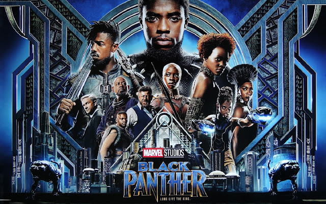 Jom Tengok Trivia Filem Terbaik Marvel, Black Panther