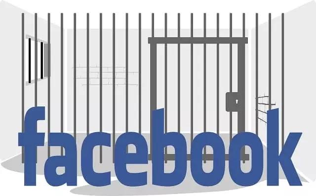 فتح قضية فيس بوك و الطعن على حساب معطل