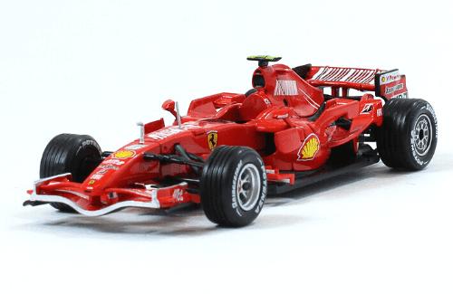 Ferrari F2007 2007 Kimi Raikkonen f1 the car collection