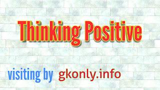 thinking positive short stories in gujarati