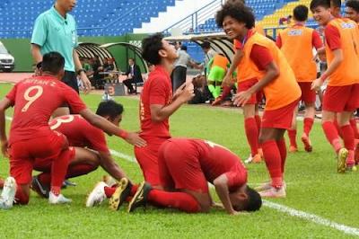 RCTI Siarkan Timnas Indonesia U19 vs Iran U19