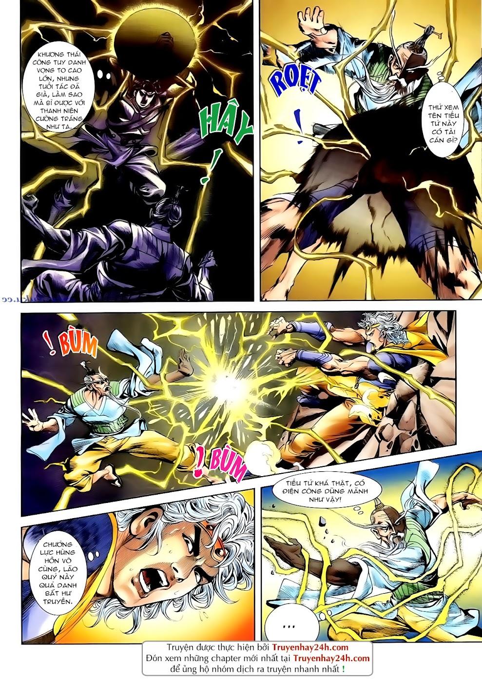 Cơ Phát Khai Chu Bản chapter 92 trang 7
