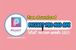 PicsArt Pro MOD APK 2021 [Gold Premium Unlocked] 18.0.0 free download on android!