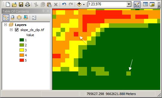 Mengurangi Noise dari Data Raster dengan ArcGIS